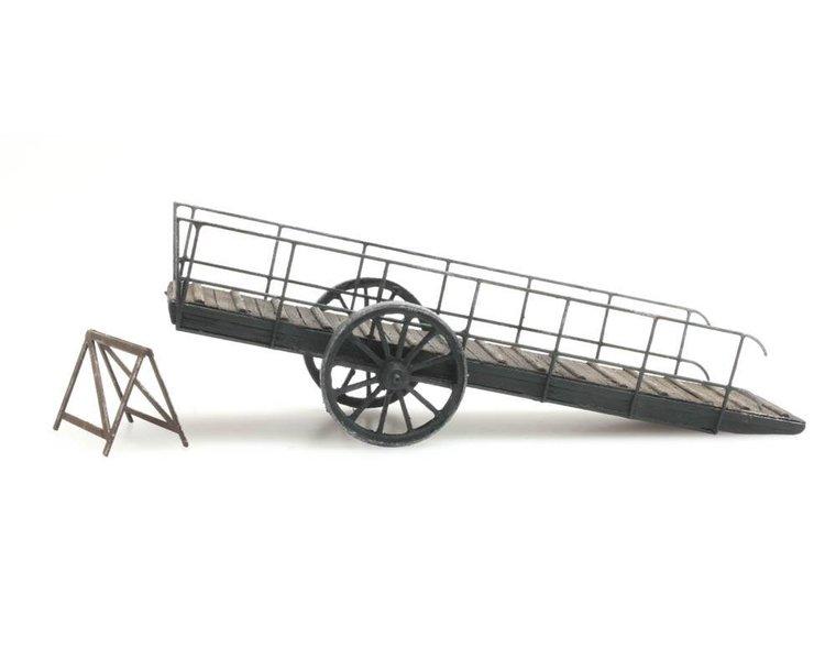 Mobiele laadplank