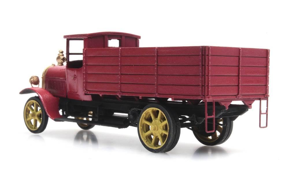 1//87 Artitec Opel 4 t Lieferwagen 1914 rot 387.405