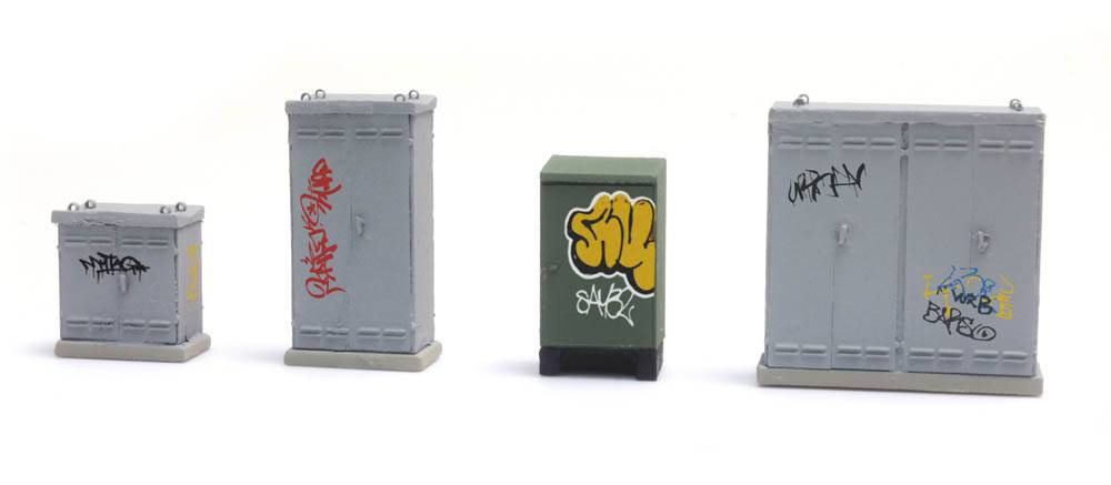 NL Switchboxes with Graffiti