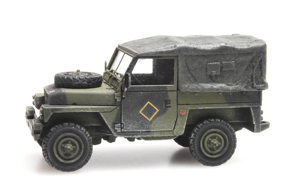 Land Rover 88 Lightweight ,British Army