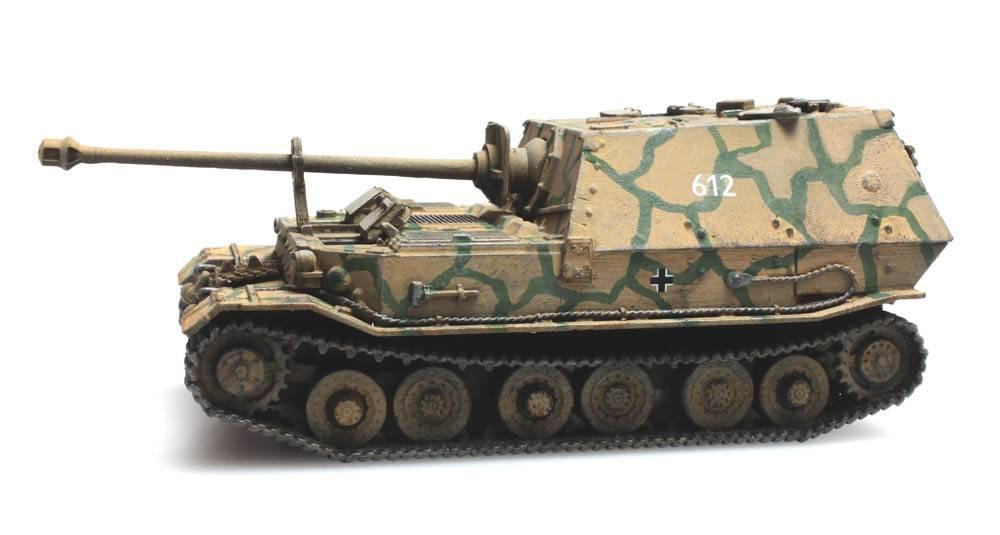 Panzerjäger Ferdinand, Tarnung