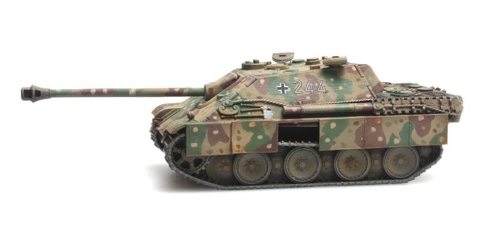 Jagdpanther (früh) Hinterhalttarnung