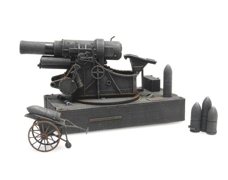 Skoda 30,5 cm Belagerungsmörser M1916