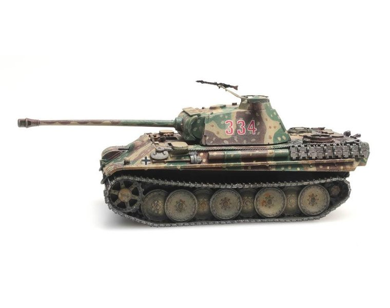Panther Ausf. G (spät) Hinterhalttarnung