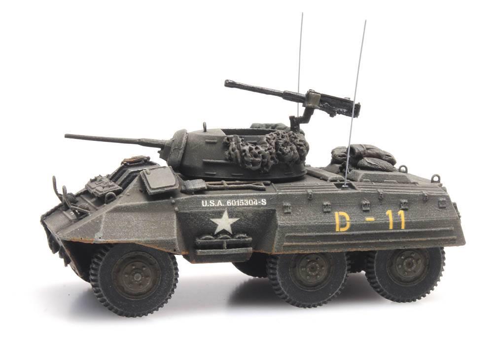 M8 Greyhound Armoured car