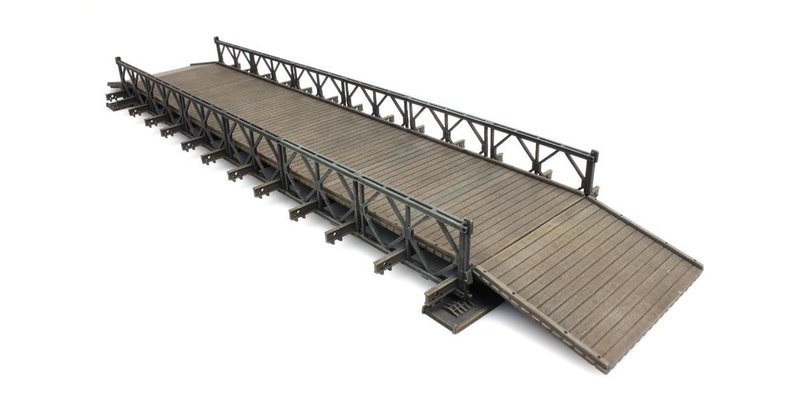 Building a Bailey bridge