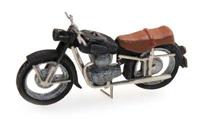 Motorcycle BMW R25 black
