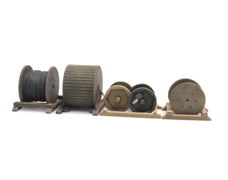 Ladung: Kabelrollen