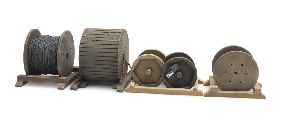 Cargo: Cable reels