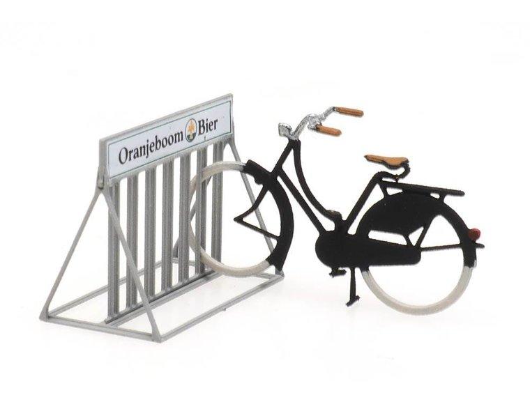 Bicycle rack Oranjeboom Bier