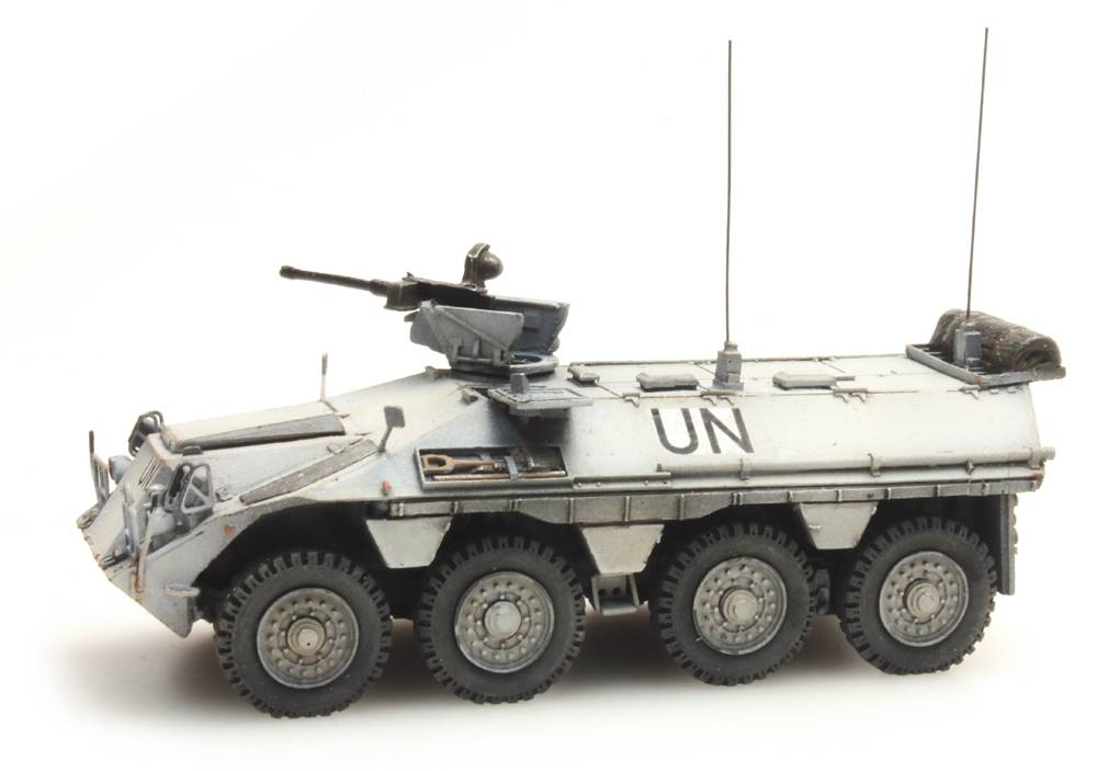 DAF YP-408 PWCO Befehlswagen UNIFIL