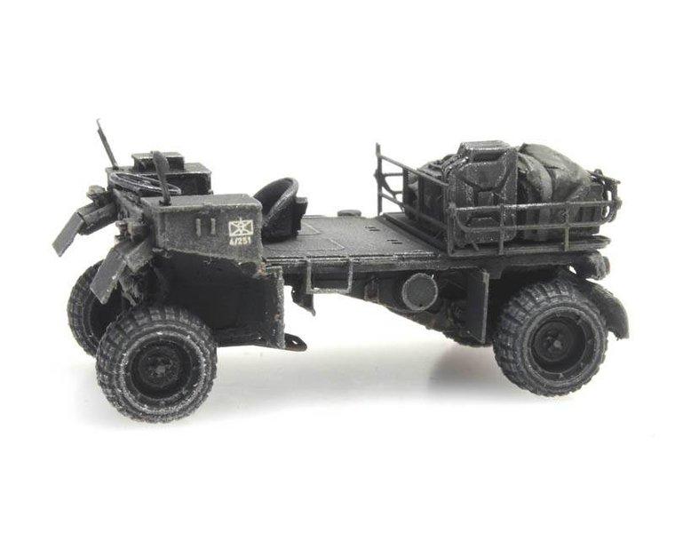 Bundeswehr Kraka Transporter