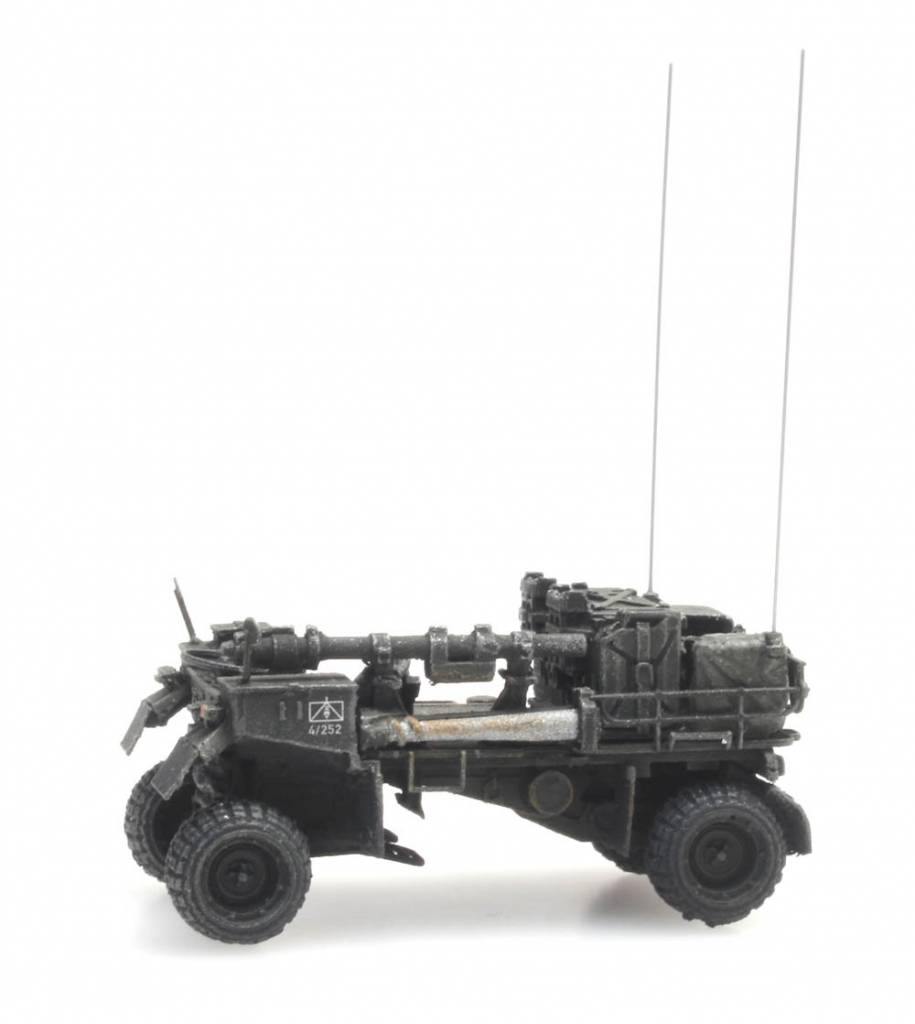 Bundeswehr Kraka Funkgerät