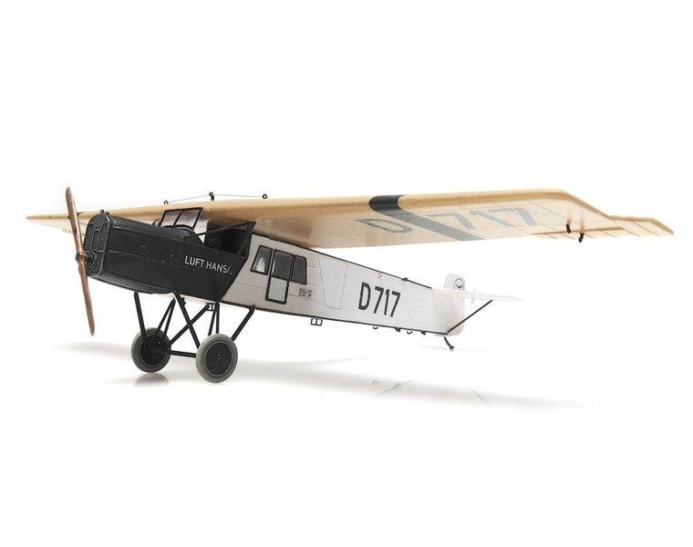 Fokker-Grulich F.II Luft Hansa