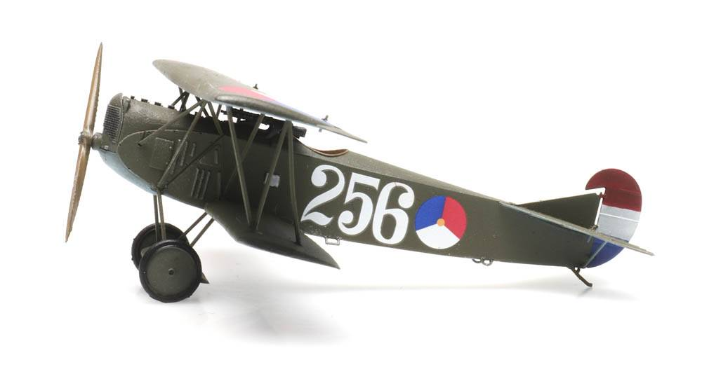 Fokker D.VII LVA 256