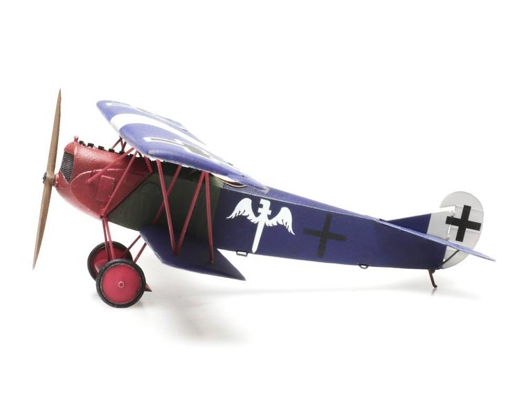 Fokker D.VII Jasta 15, Rudolf Berthold