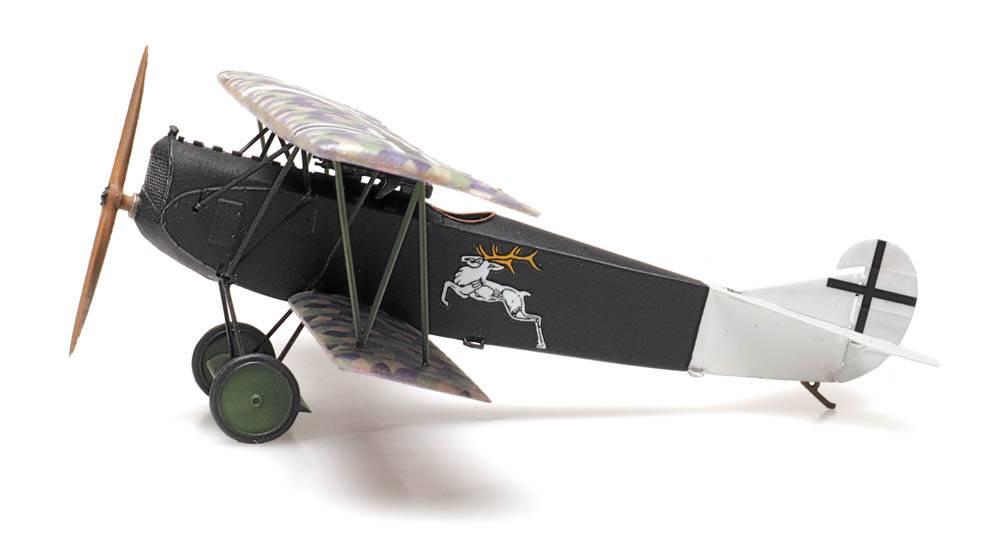 Fokker D.VII Jasta 40, Carl Degolow