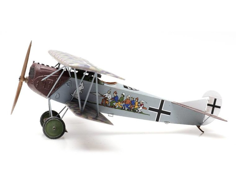 Fokker D.VII OAW Jasta 65, Sieben Schwaben