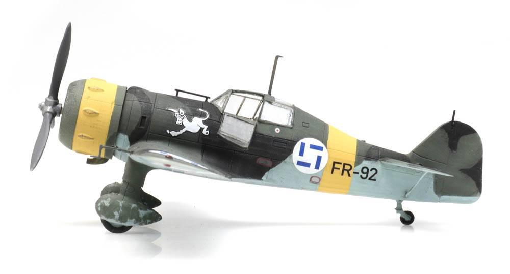 Fokker D.XXI Finland