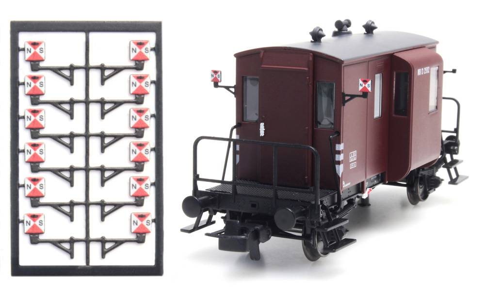 End-of-train signals Dg