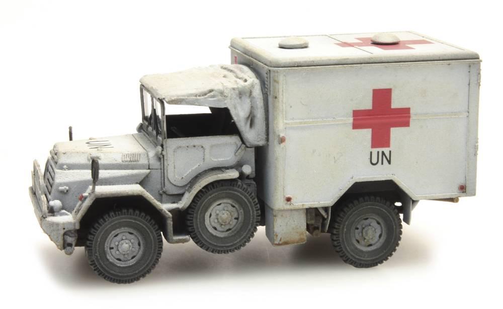DAF YA-126 GWT Medevac UNIFIL