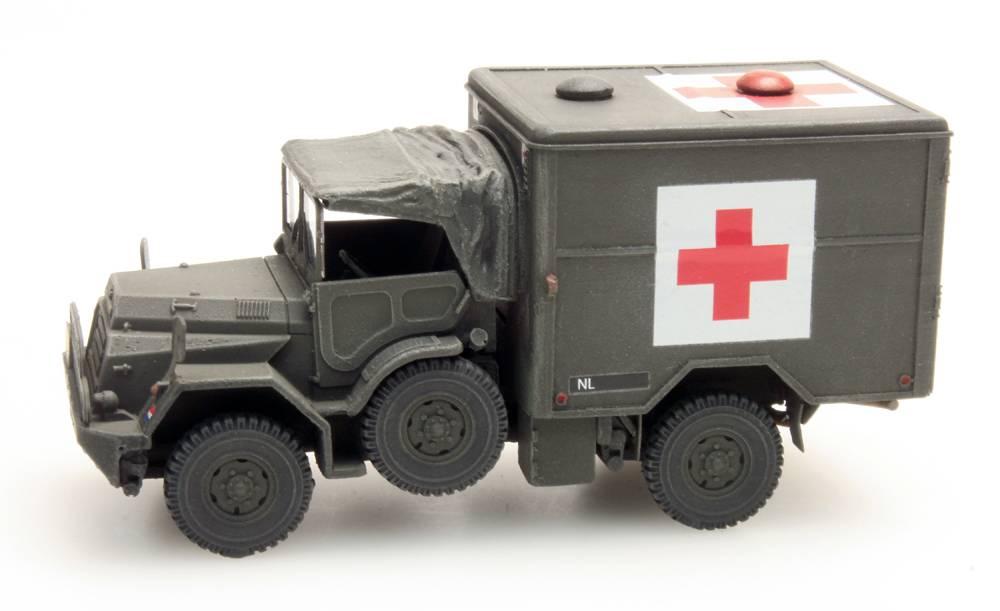 DAF YA-126 GWT Ambulanzwagen