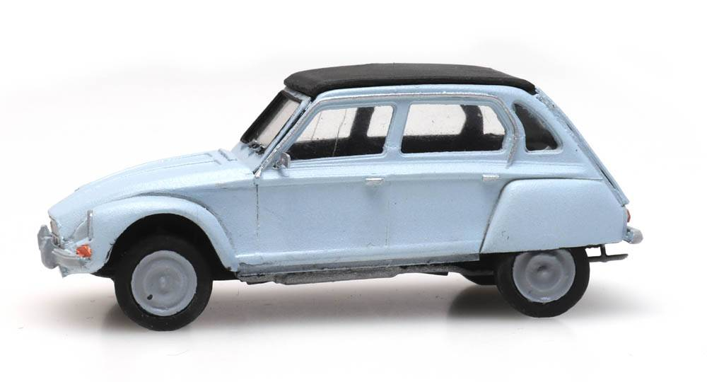Citroën Dyane blau