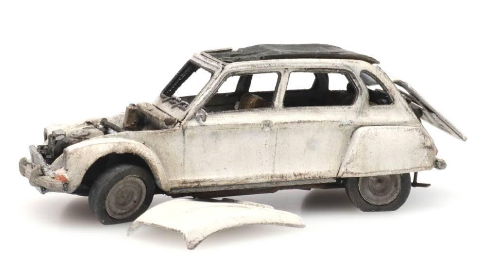 Citroën Dyane RIP-Serie