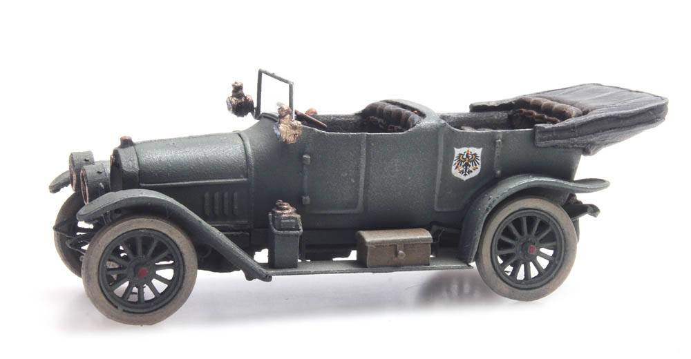 WW I Audi 10/28 PS