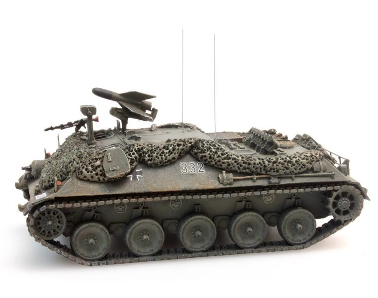 Raketenjagdpanzer 2 Gefechtsklar Gelboliv