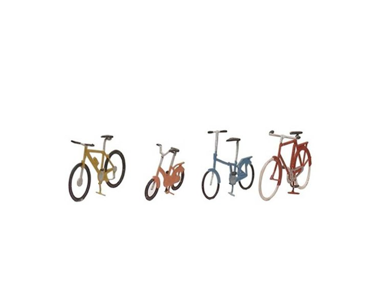 Modern bicycles
