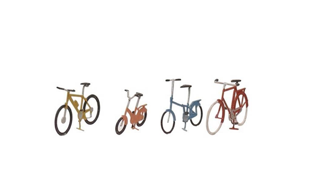 Moderne fietsen