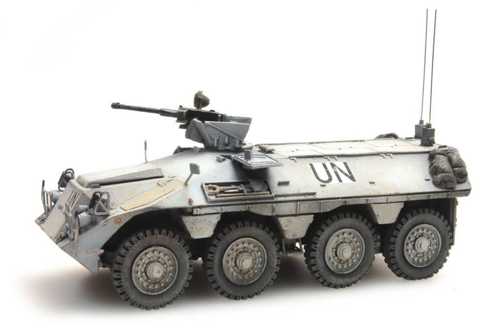 DAF YP-408 PWCO Pelotonscommandant UNIFIL
