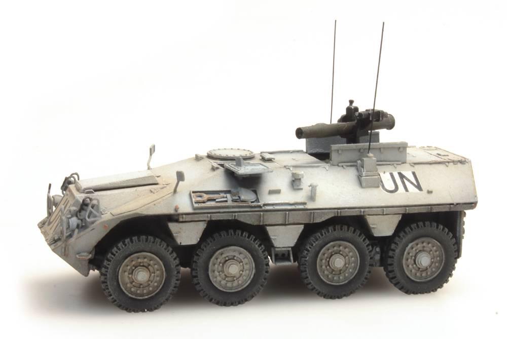 DAF YP-408 PWAT antitank TOW UNIFIL