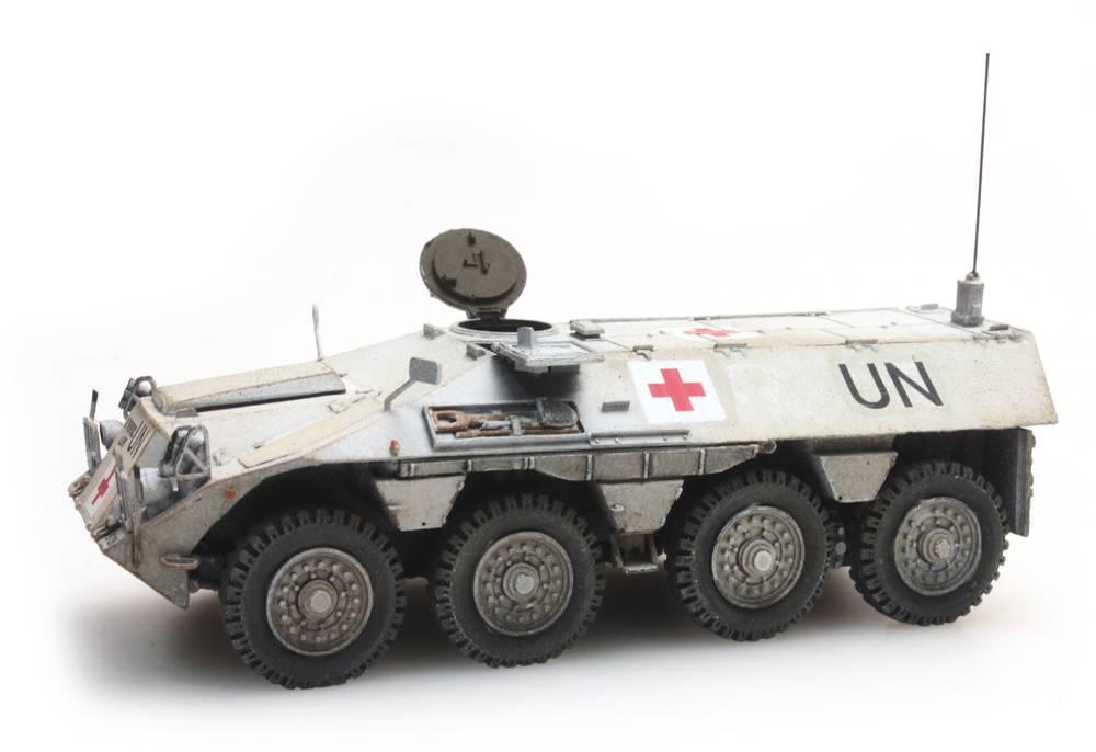 DAF YP-408 PWGWT Medevac UNIFIL