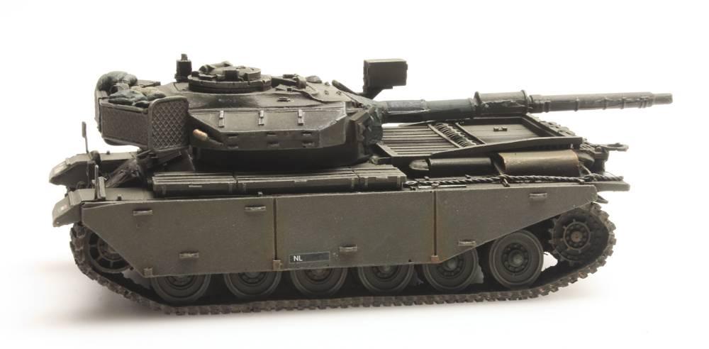 Centurion Mk 5 für Eisenbahntransport Niederländisches Heer