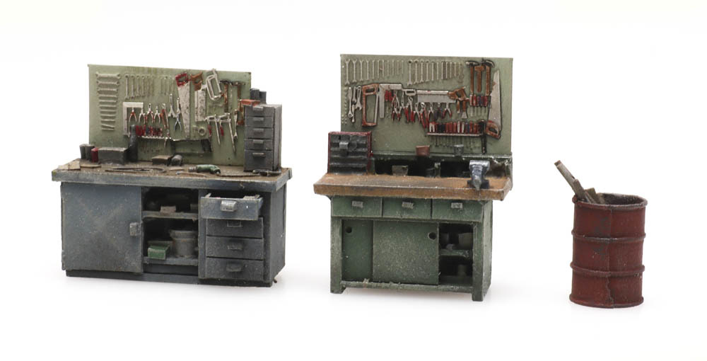 Set Workbenches