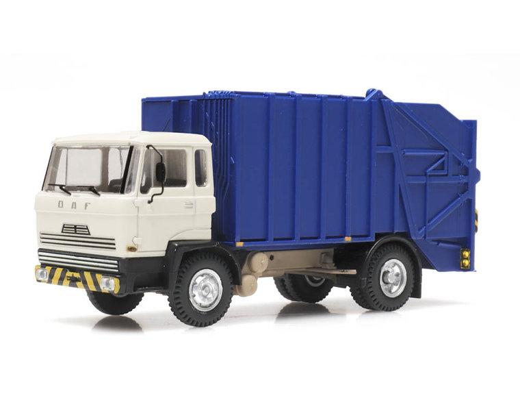 DAF tilt-cab1970 garbage truck