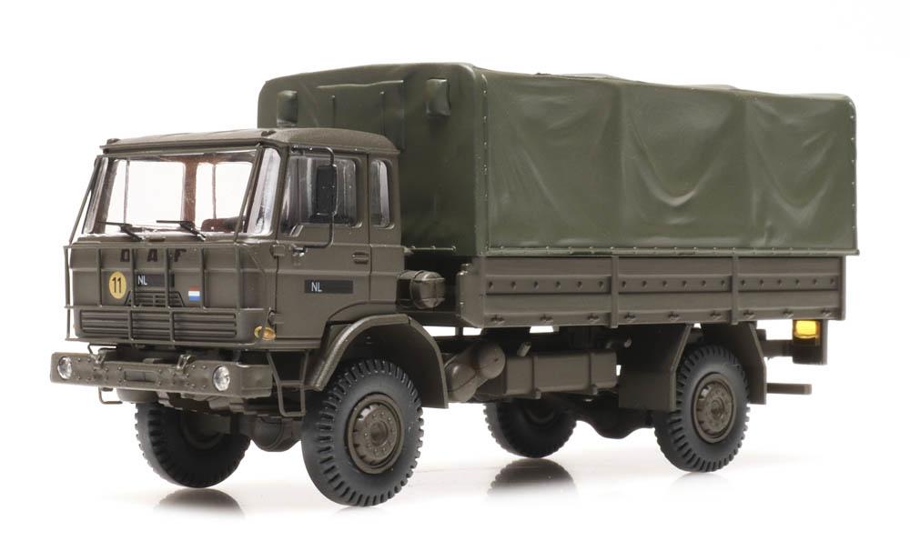 DAF tilt-cab YA 4440 Dutch Army