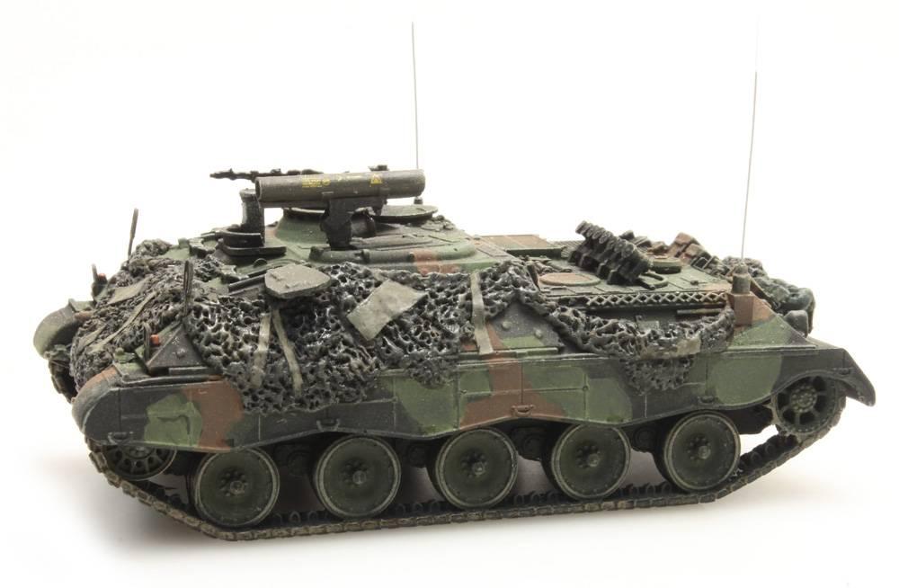 Jaguar 1 Gefechtsklar Flecktarn Österreichisches Bundesheer