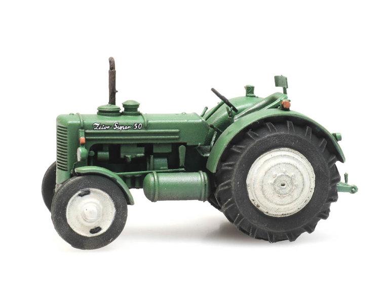 Zetor Super 50 Traktor