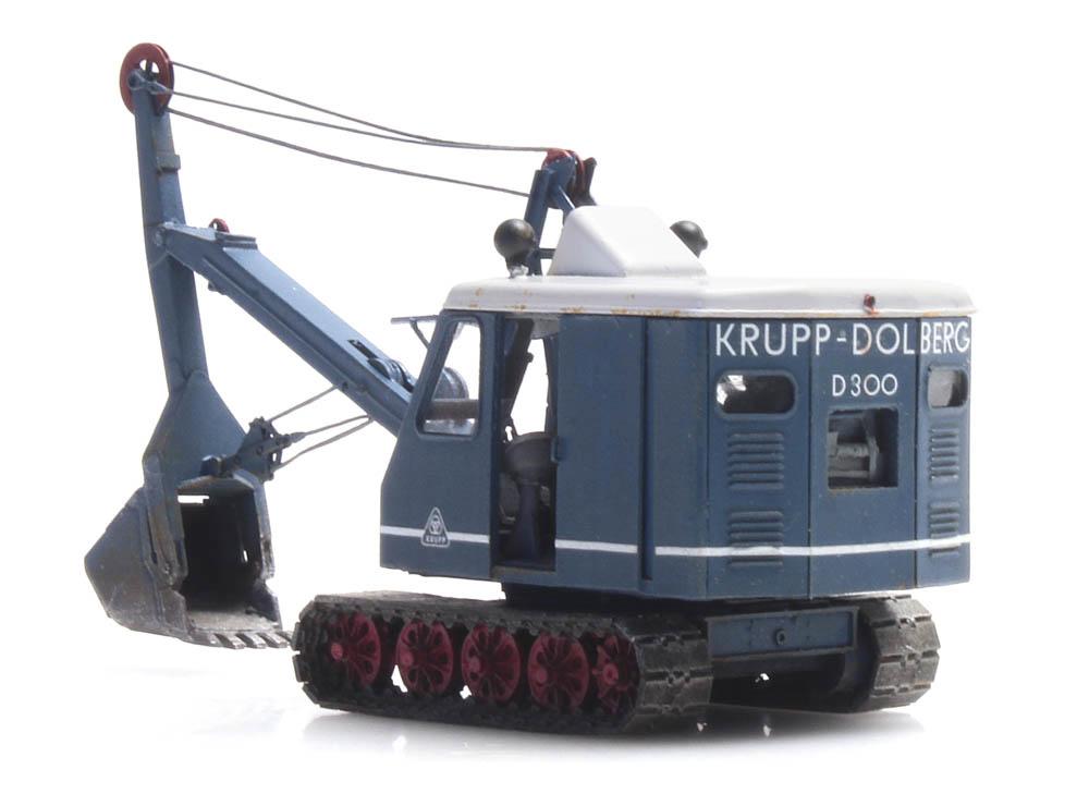 Artitec 10.368-1//87 Bausatz Neu H0 Krupp-Dolberg Bagger