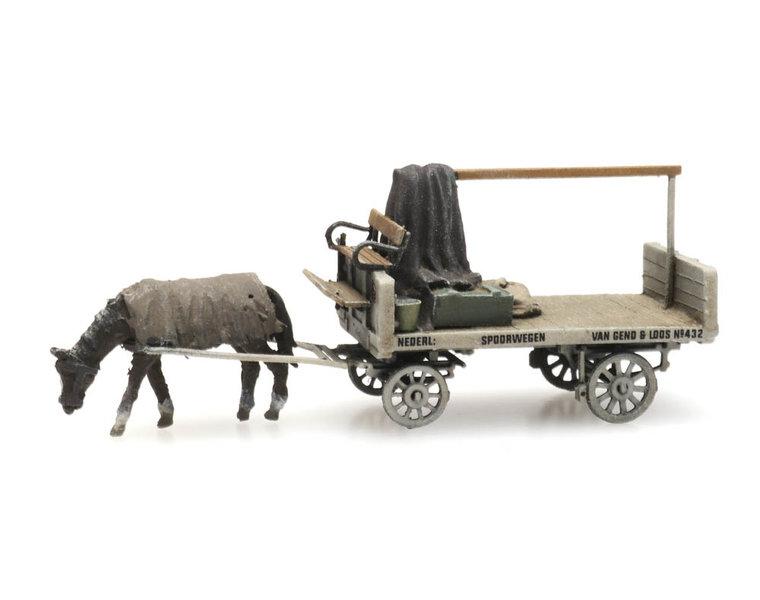 VG&L Horse drawn wagon