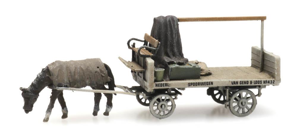 VG&L Paard en wagen