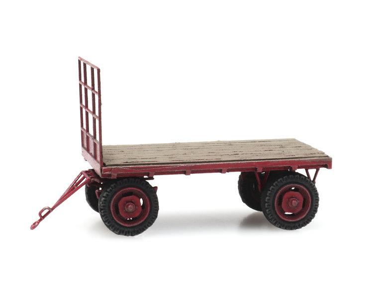 Flat farm wagon