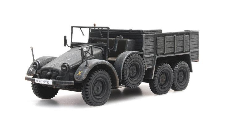 Artitec 387.101-W1 WM Besatzung Kübelwagen Wt  WWII 1:87 3 Figuren