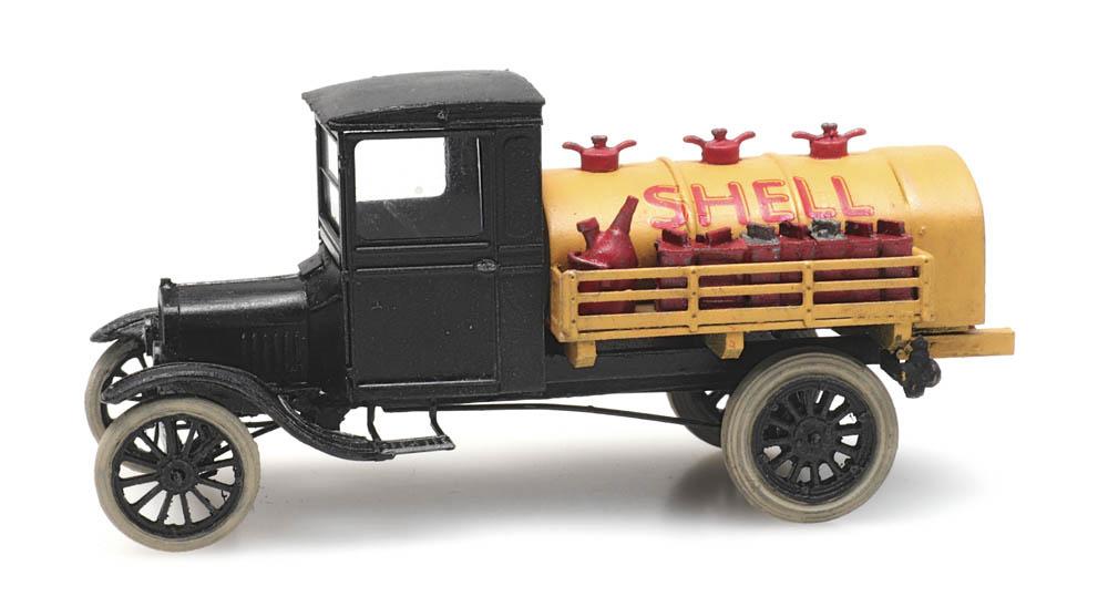 Ford Model TT Tankwagen Shell