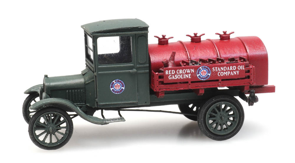 Ford Model TT tankwagen Standard Oil