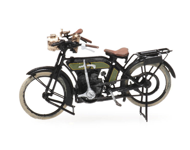 NSU motorcycle, epoch I civilian