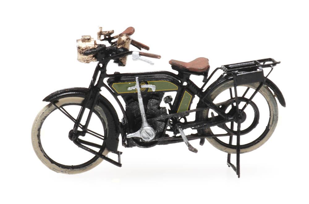 NSU motorfiets Epoche I civiel